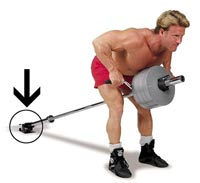Musculation Bodysolid T Bar Row Platform