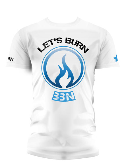 BodyBuilding Nation Tee Shirt BBN