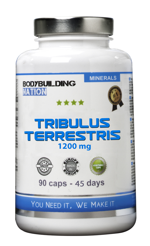 pre workout BodyBuilding Nation Tribulus