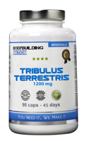 Complements Energetiques BODYBUILDING NATION Tribulus