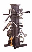 Musculation Bodysolid ACCESSORY STORAGE RACK
