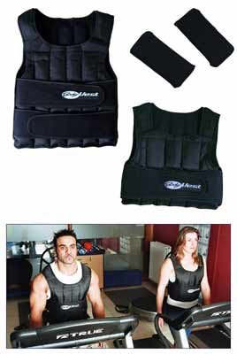Détails Bodysolid BODY VEST