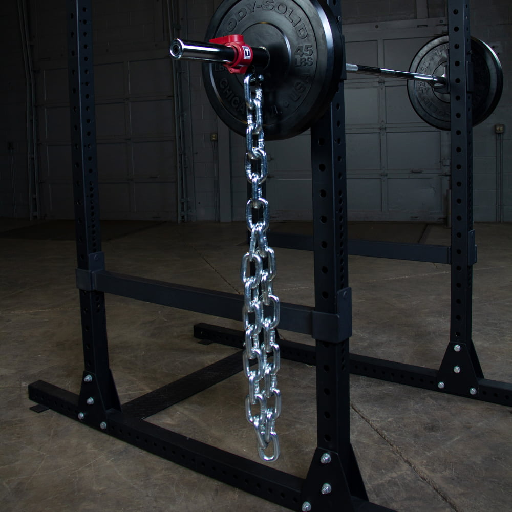 Bodysolid Lifting chains 10 kg (la paire)