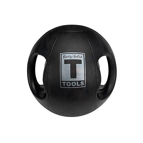 Détails Bodysolid Medecine Ball Dual Grip