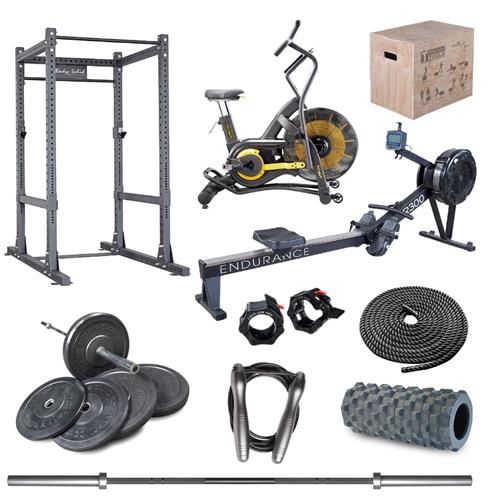 Circuit Training Bodysolid Pack Cross Training 7