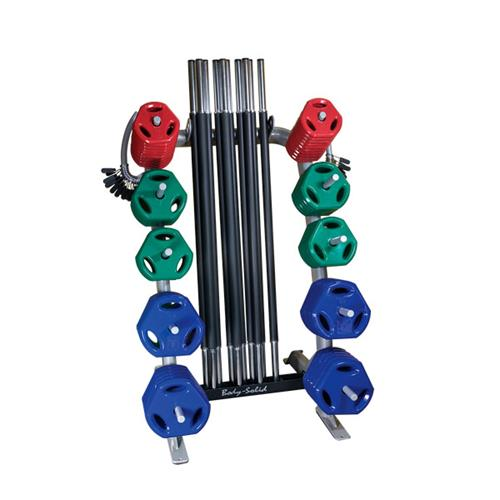 Bodysolid Set Bodypump et Support