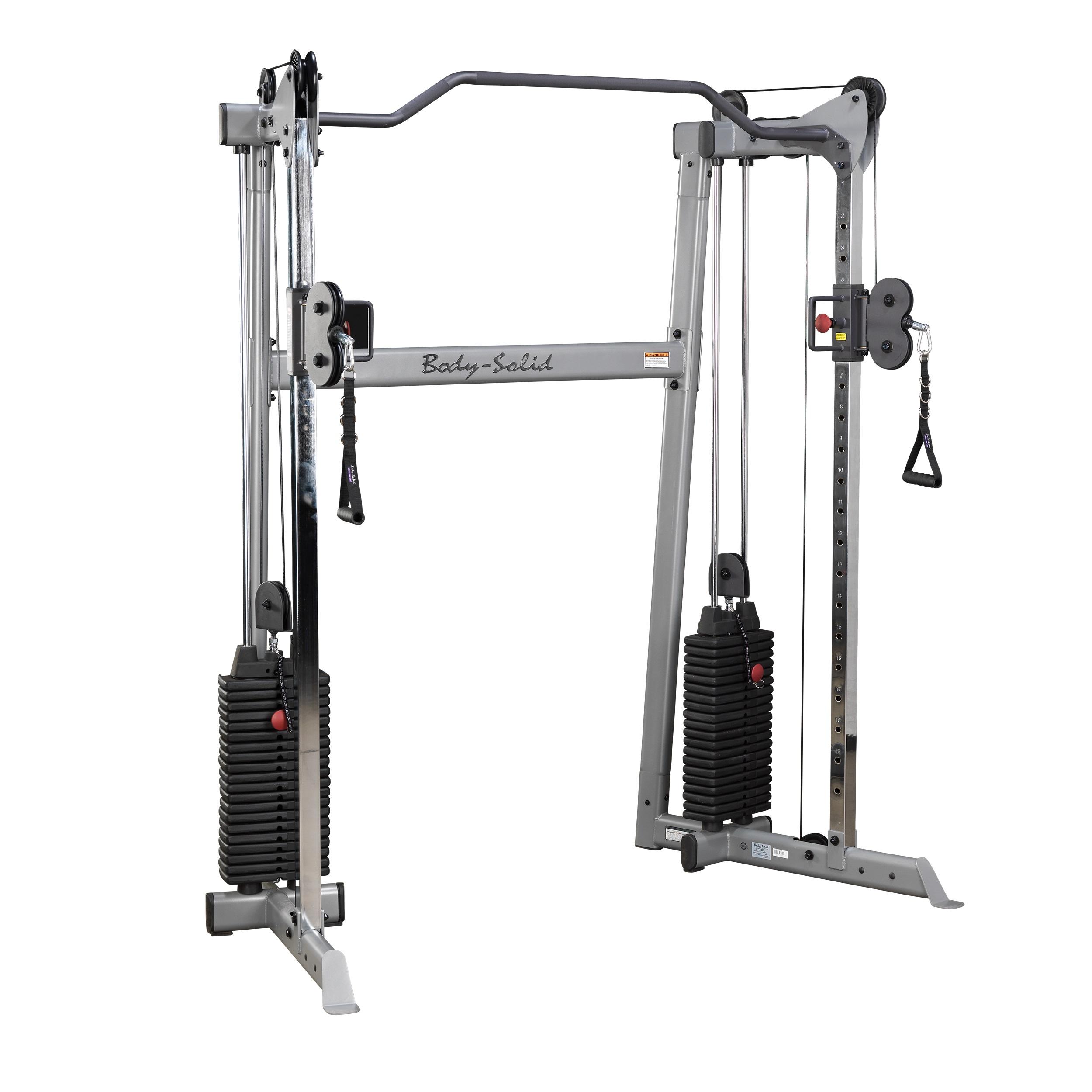Bodysolid Centre d'entraînement à câbles