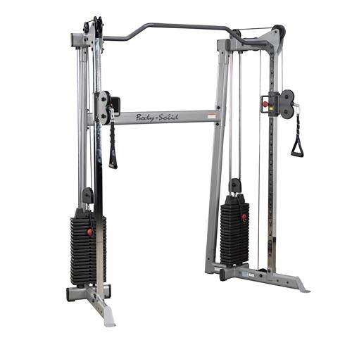 Postes isolés Bodysolid Centre d'entraînement à câbles