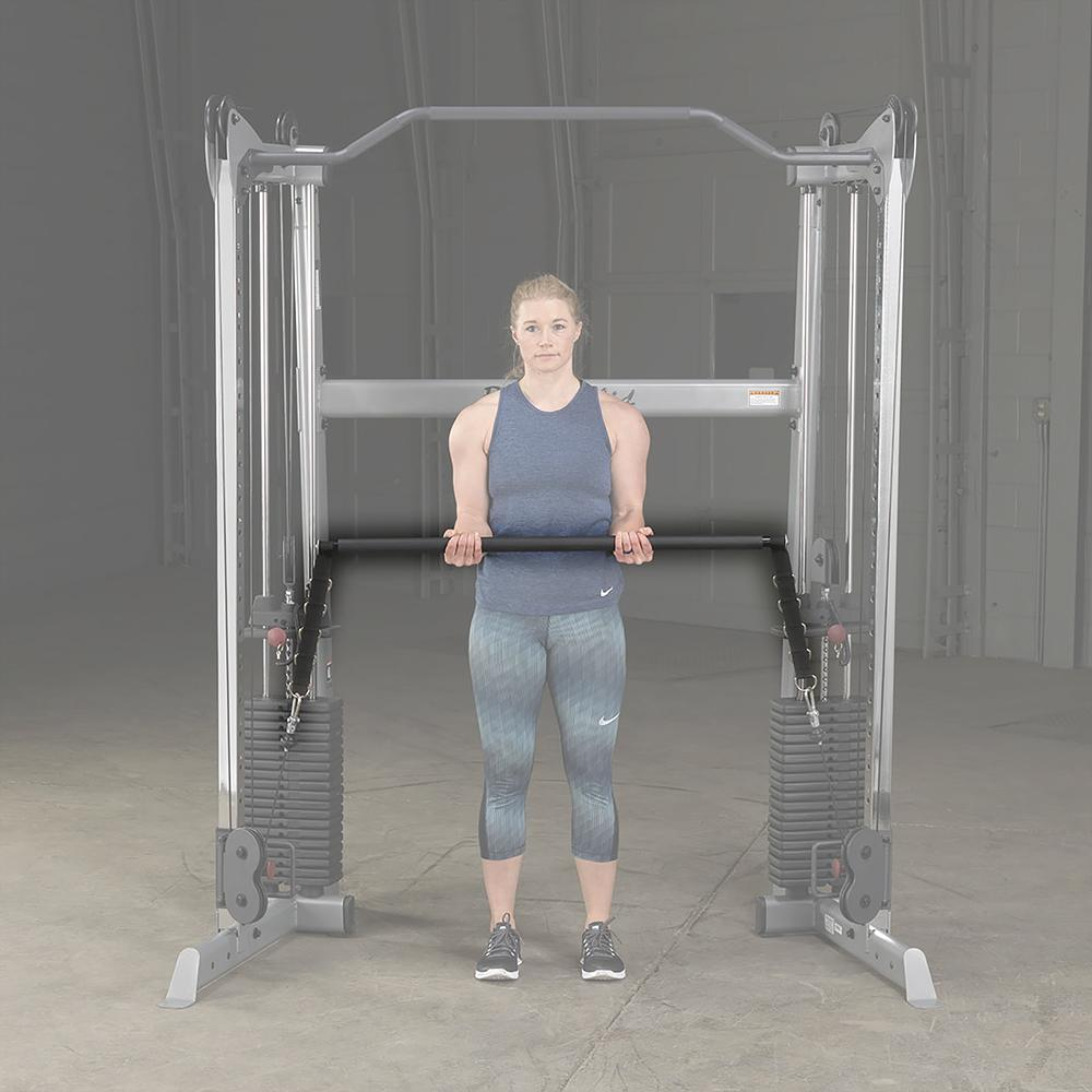 Bodysolid Barre pour Cross-Over