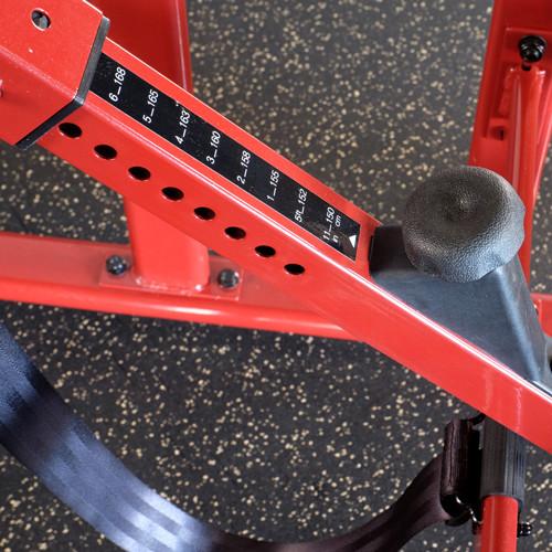 Détails Bodysolid Table à inversion