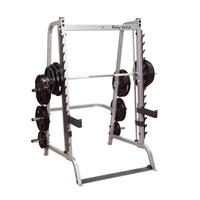 Smith Machine et Squat Machine Smith série 7 base Bodysolid - Fitnessboutique