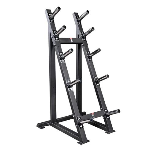 Accessoires de Musculation Bodysolid High Capacity Olympic Plate Rack