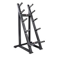 Accessoires de Musculation High Capacity Olympic Plate Rack Bodysolid - Fitnessboutique
