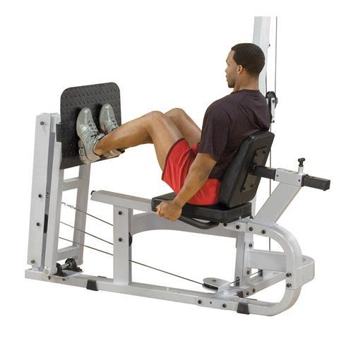 Appareil de Musculation Option Presse à Cuisse EXM4000S