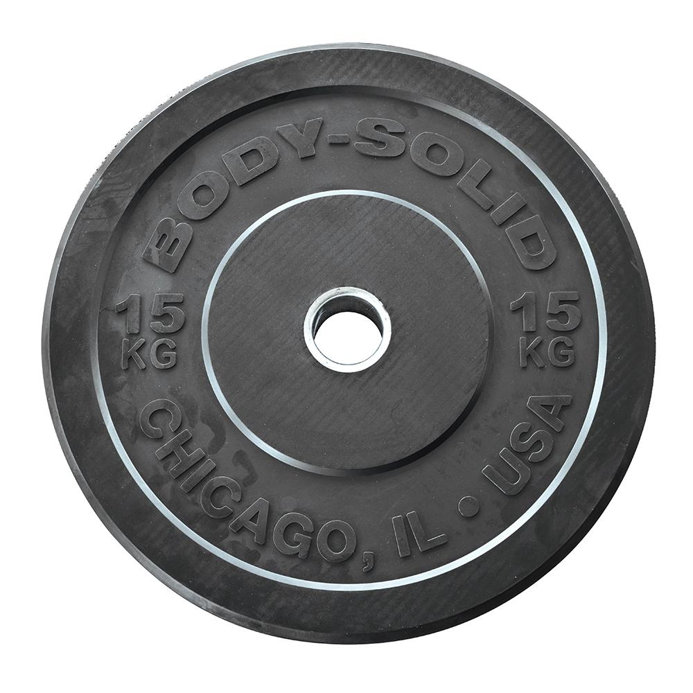 Musculation Bodysolid Chicago Extreme Bumper