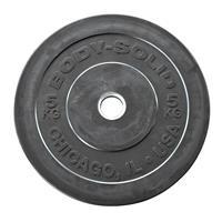 Disque Olympique - Diamètre 51mm Chicago Extreme Bumper Bodysolid - Fitnessboutique