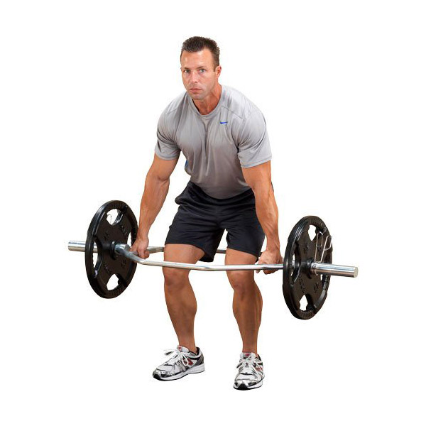 Bodysolid Shrug Bar