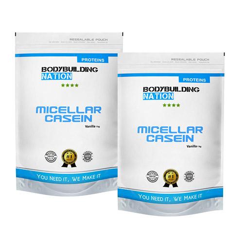 Protéines BodyBuilding Nation Pack Caseine Micellaire