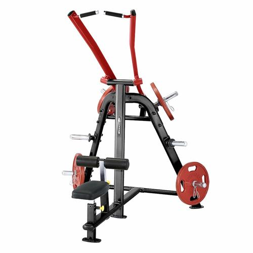 Postes Isolés Plate Load Lat Pulldown