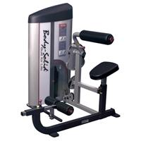 Poste Abdominaux Ab Back 105 kg Bodysolid Club Line - Fitnessboutique
