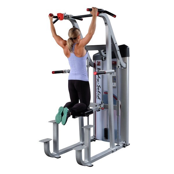 Bodysolid Club Line Dip Chin Weight Assisted