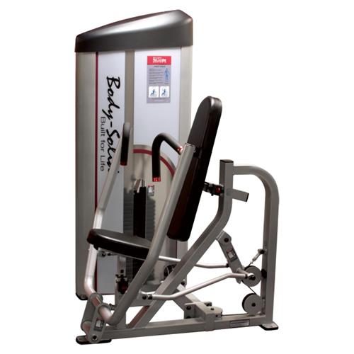 Poste pectoraux et épaules Bodysolid Club Line Chest Press 95 kg