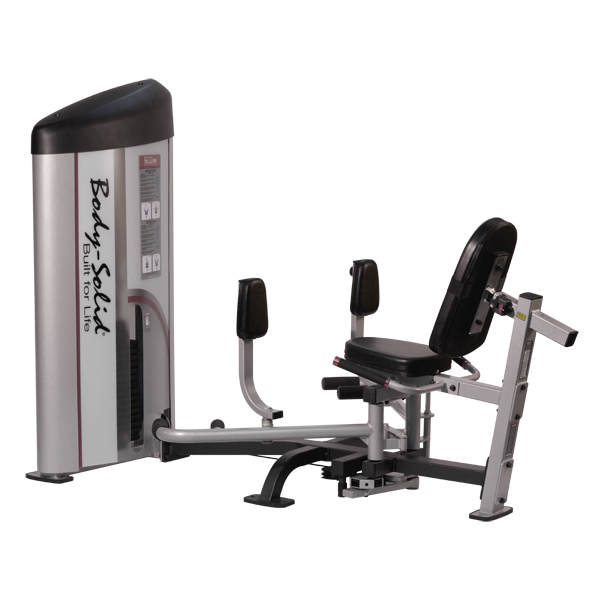 Poste Cuisses et Mollets Bodysolid Club Line Inner Outer Thigh 105 kg