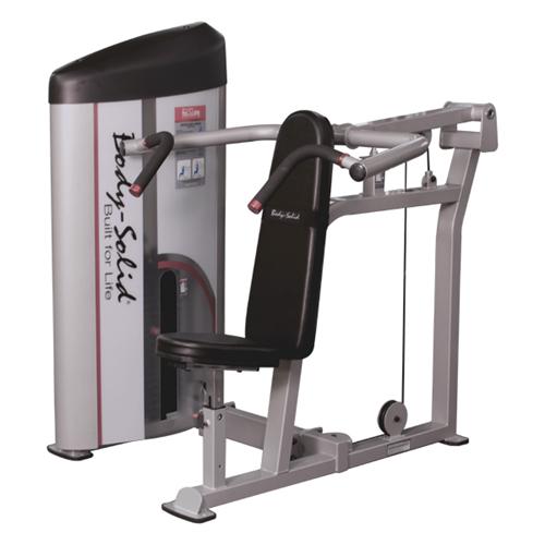 Poste pectoraux et épaules Bodysolid Club Line Shoulder Press 95 kg