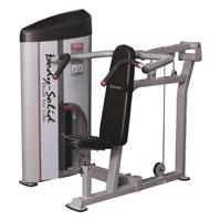 Poste pectoraux et épaules Shoulder press 140 kg Bodysolid Club Line - Fitnessboutique
