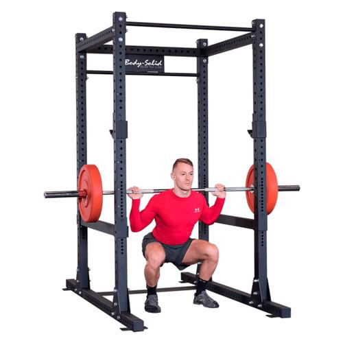 Rack à Squat Bodysolid Power Rack Base