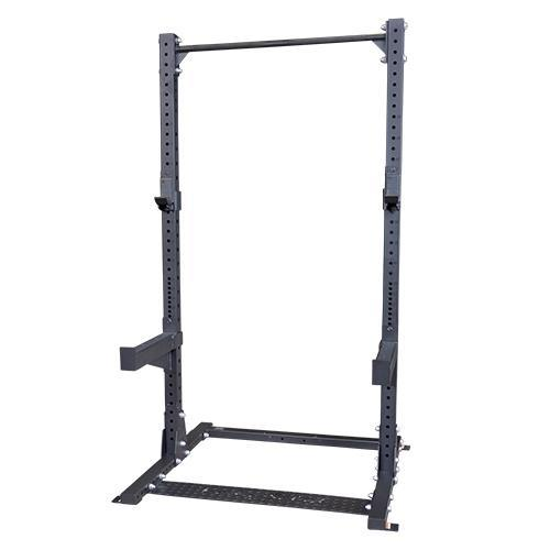 Rack à squat Commercial Half Rack Bodysolid Club Line - Fitnessboutique