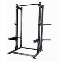 Appareil de musculation Commercial Half Rack with back Bodysolid Club Line - Fitnessboutique