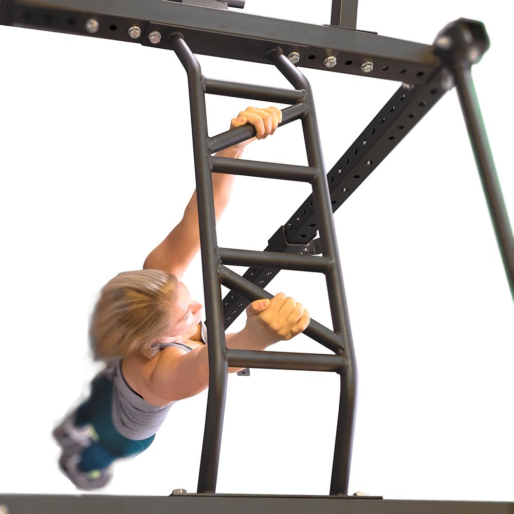 Bodysolid Multi-Grip Chin Bar