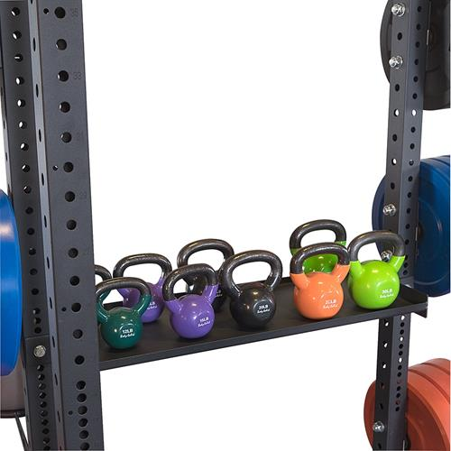 Support et Rack de Rangement Bodysolid Storage Tray