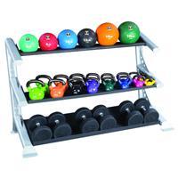 Range Disques et Racks Râtelier de stockage modulaire Bodysolid - Fitnessboutique