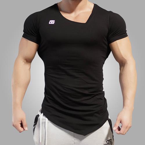 Vêtements de Sport Yurei Asymmetric V Neck