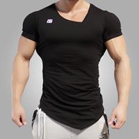 Vêtements Yurei Asymmetric V Neck Body Engineers - Fitnessboutique