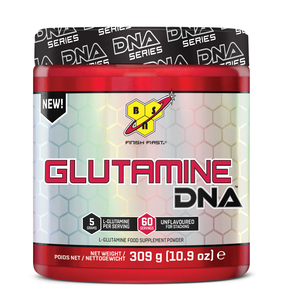 BSN Nutrition Glutamine DNA