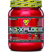 Congestion-N.O. BSN NO Xplode Pre Workout Igniter