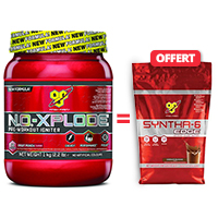 pre workout BSN Nutrition Pack NOX 3