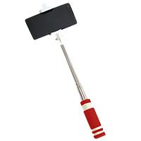 Shakers - Gourdes Bras Telescopique Pour Selfie Avec Logo Rouge BSN Nutrition - Fitnessboutique