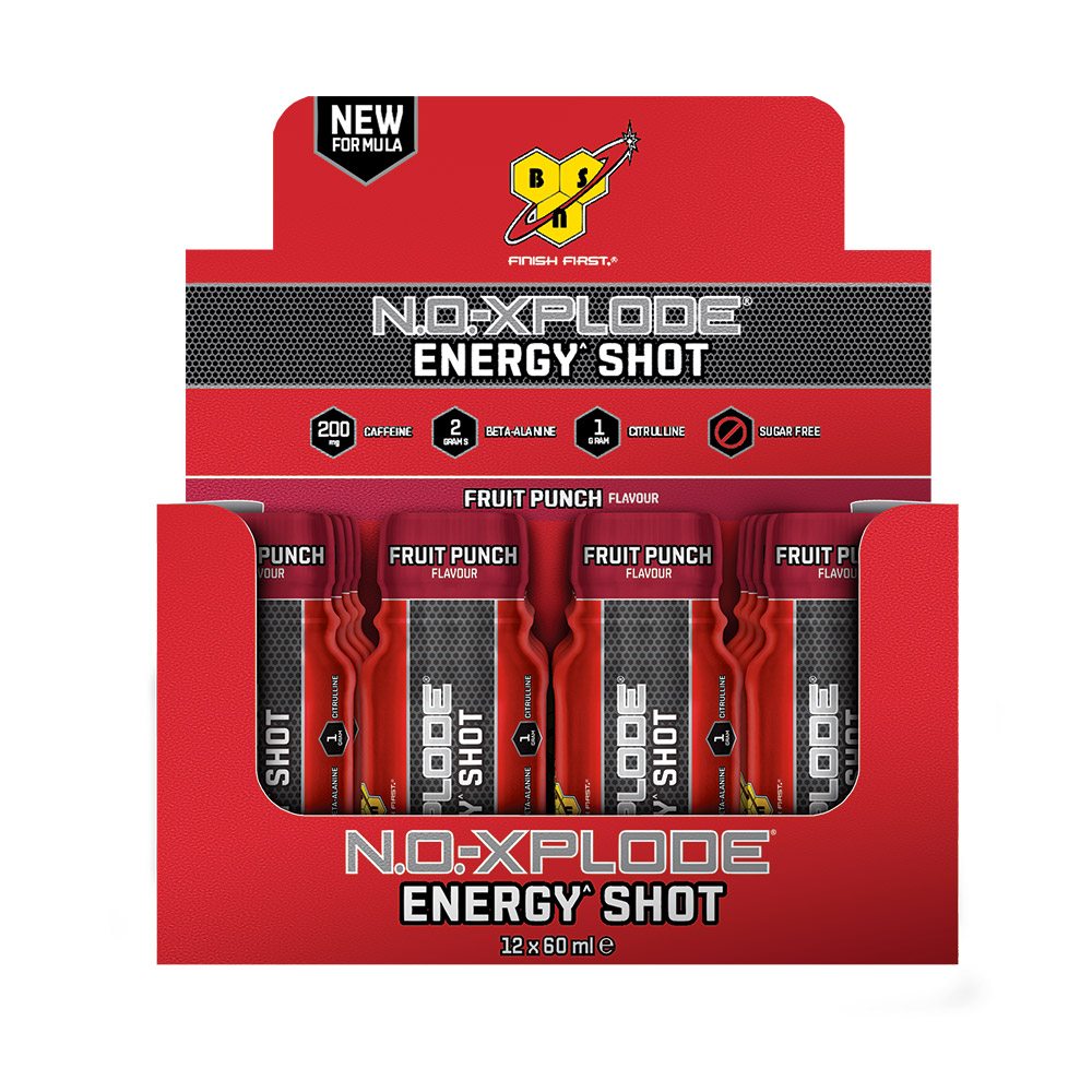 BSN Nutrition NO Xplode Energy Shot