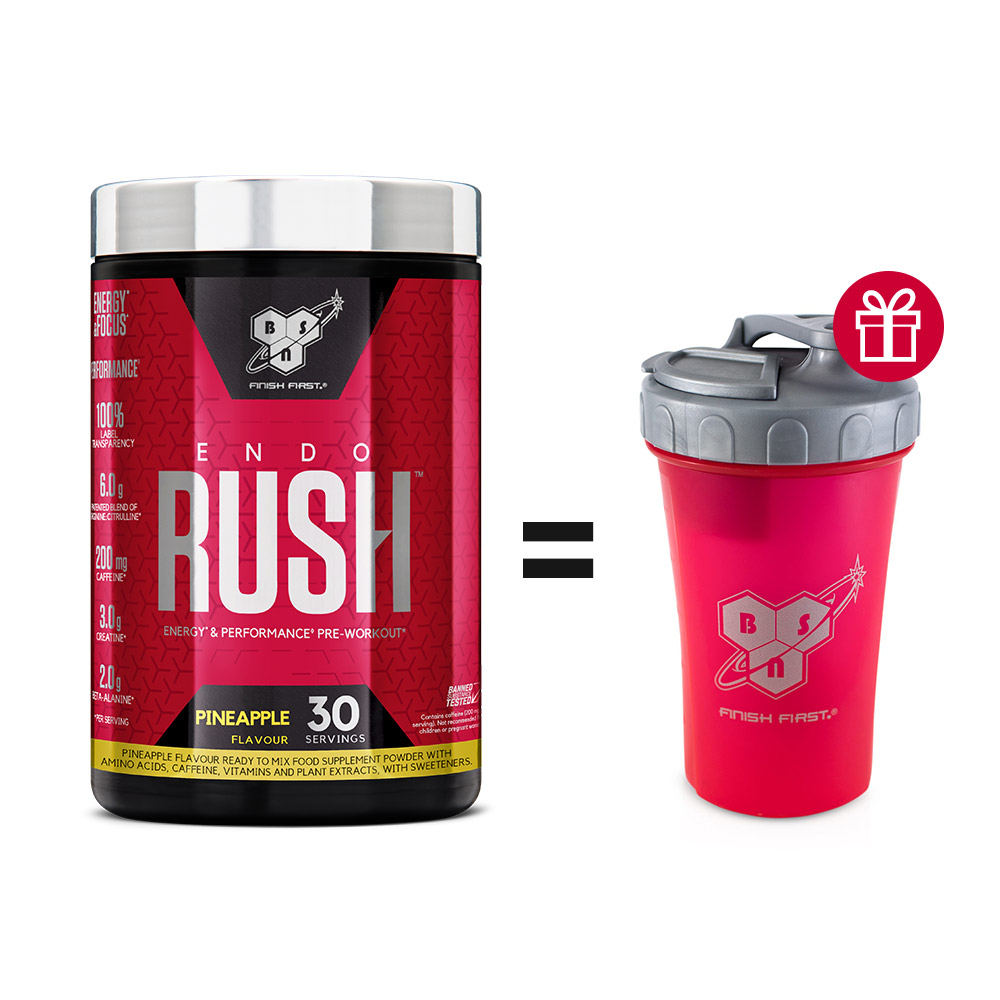 BSN Nutrition Pack EndoRush