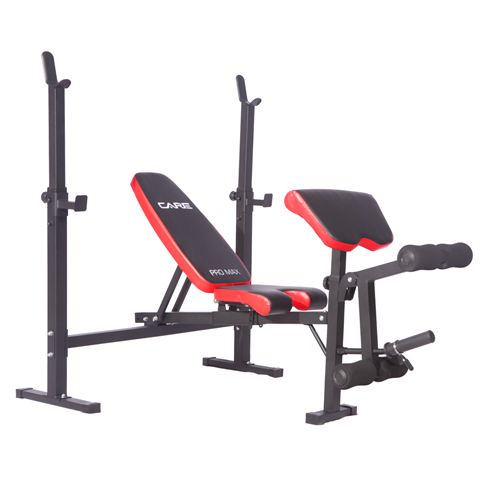 Bancs multi positions PRO MAX Care - Fitnessboutique