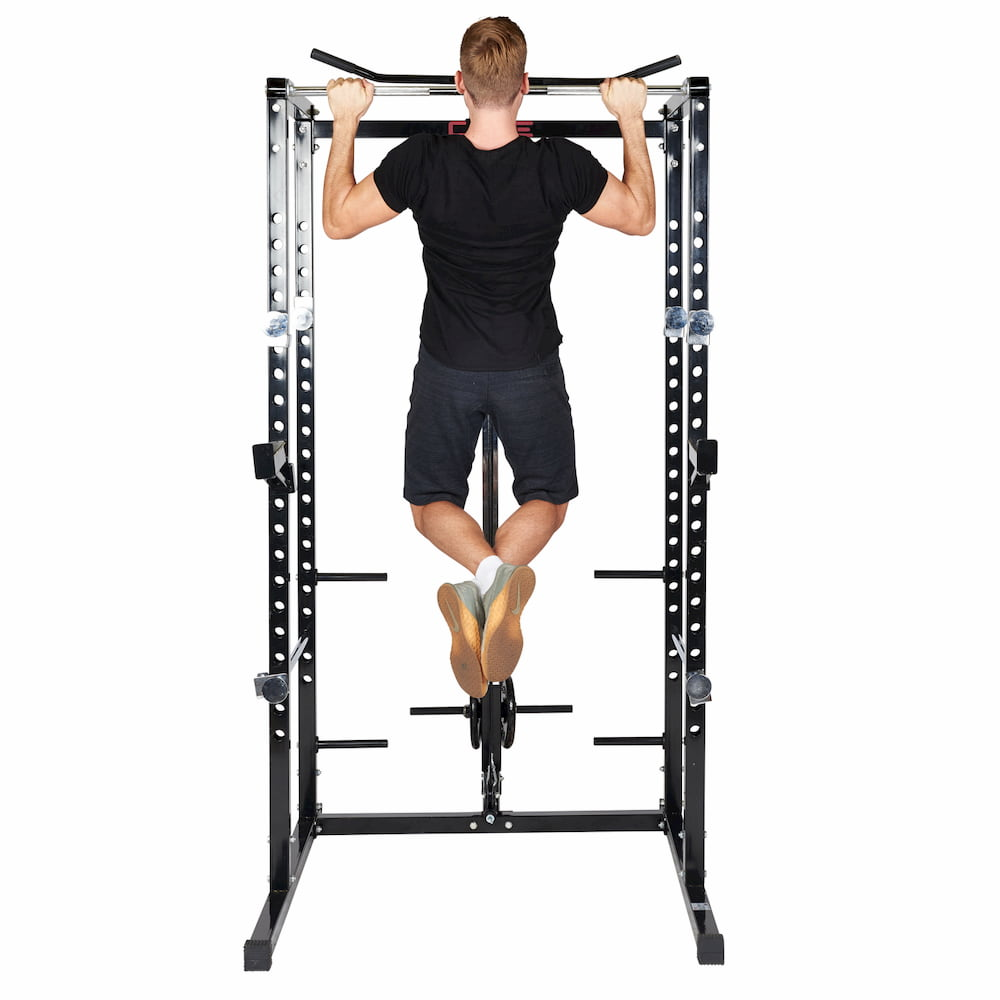 Care Power Rack avec latissimus
