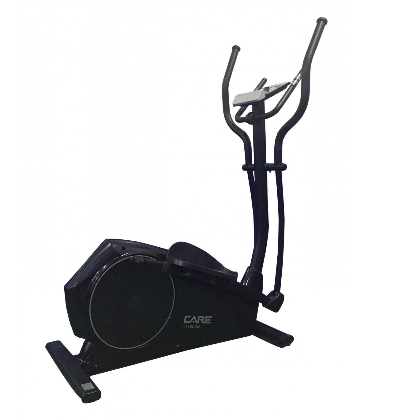 Vélo elliptique Care Ellinium Black