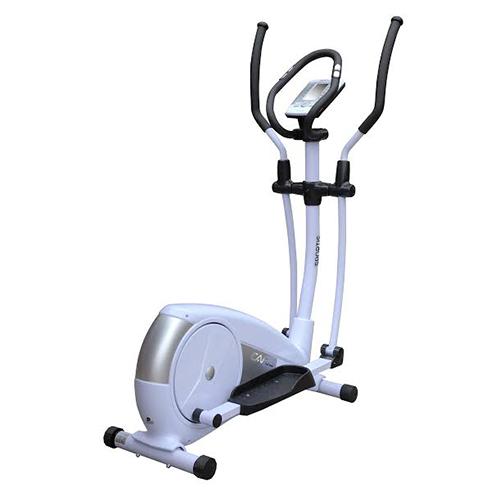 V lo elliptique care sportis blanc noir - Photo velo elliptique ...