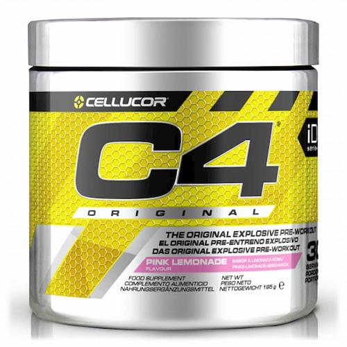 pre workout C4 Original CELLUCOR - Fitnessboutique