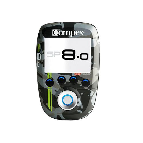 Electrostimulation SP8 Wod Edition Compex - Fitnessboutique