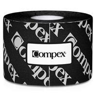 Orthopédie - Maintien Tape Noir Compex - Fitnessboutique